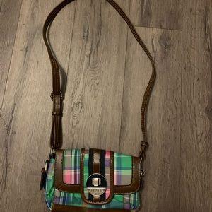 Ralph Lauren Chaps purse